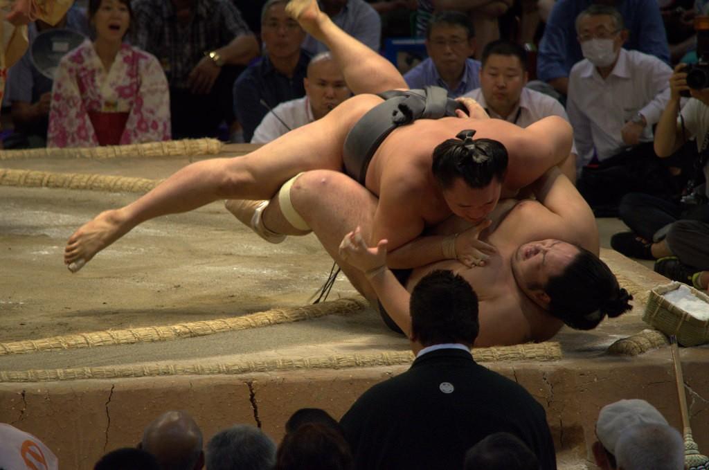 Bezienswaardigheden Japan nummer 2 sumoworstelen