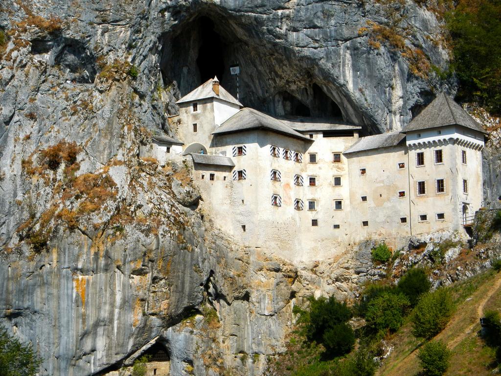 Predjama kasteel