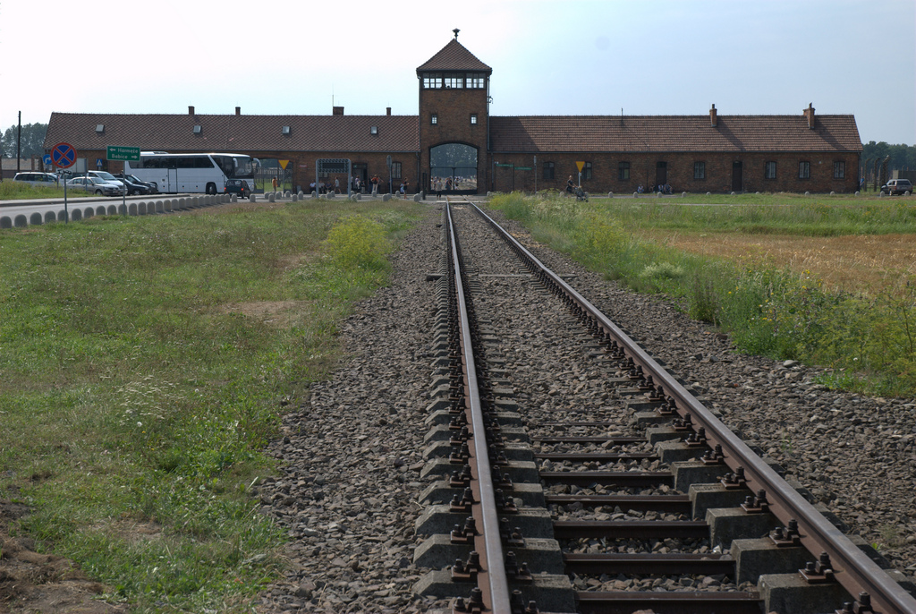 Railroad to Birkenau