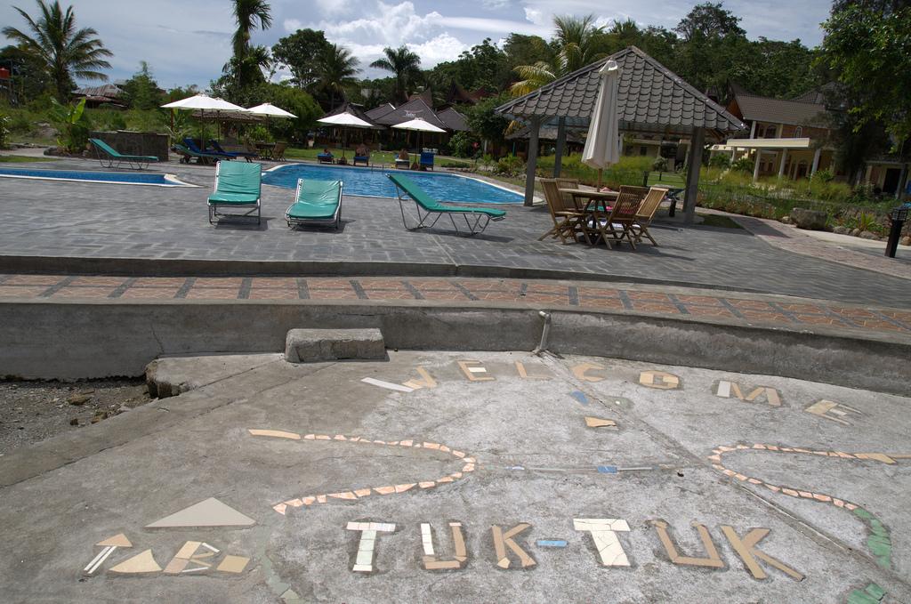 Resort in Tuktuk