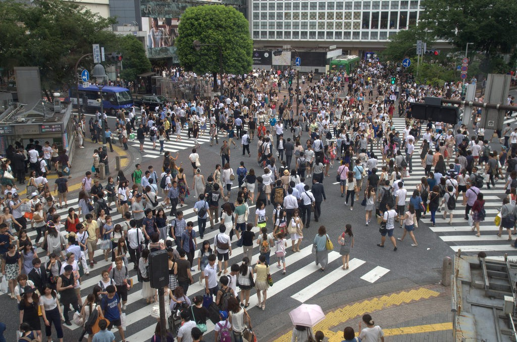Shibuya Sqaure