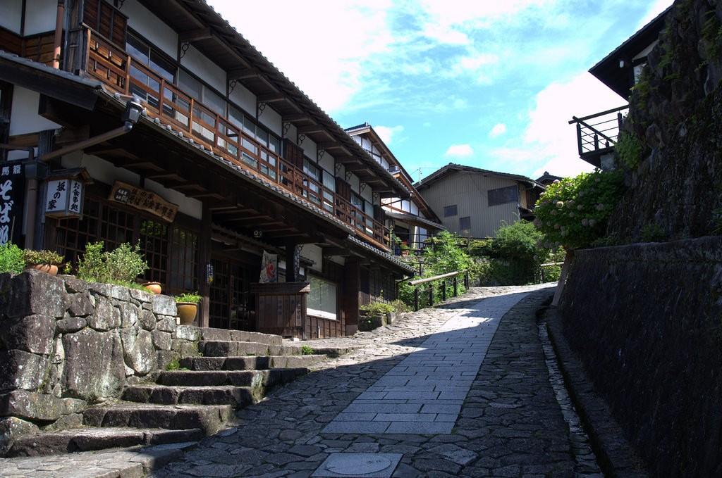 Magome Tsumago wandeling