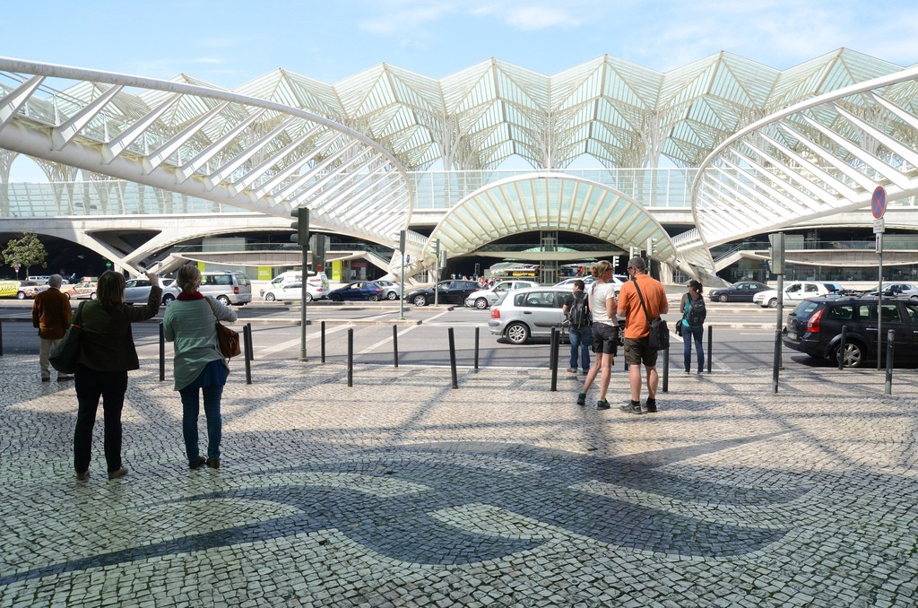 Entree Expo Lissabon