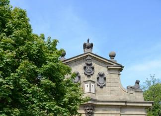 Leopold poort Vysehrad