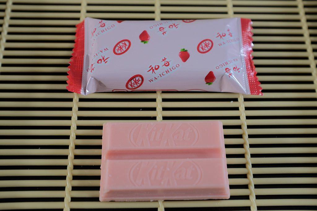 KitKat aardbei