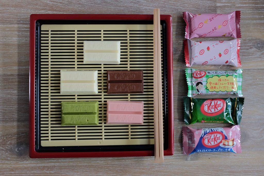 KitKat dessert