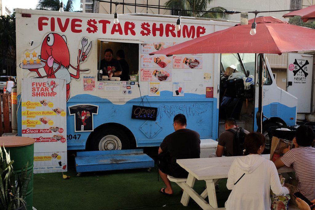 Food truck Honolulu