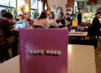 Cafe Korb Wenen