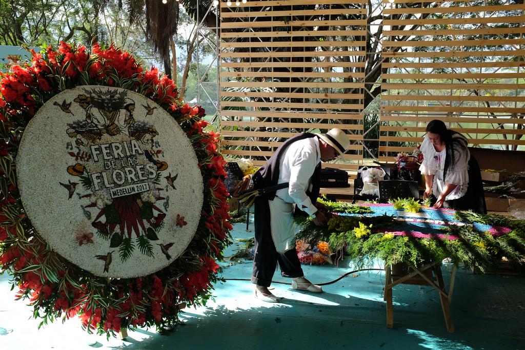 Sujeta Feria de las Flores Medellin 2017