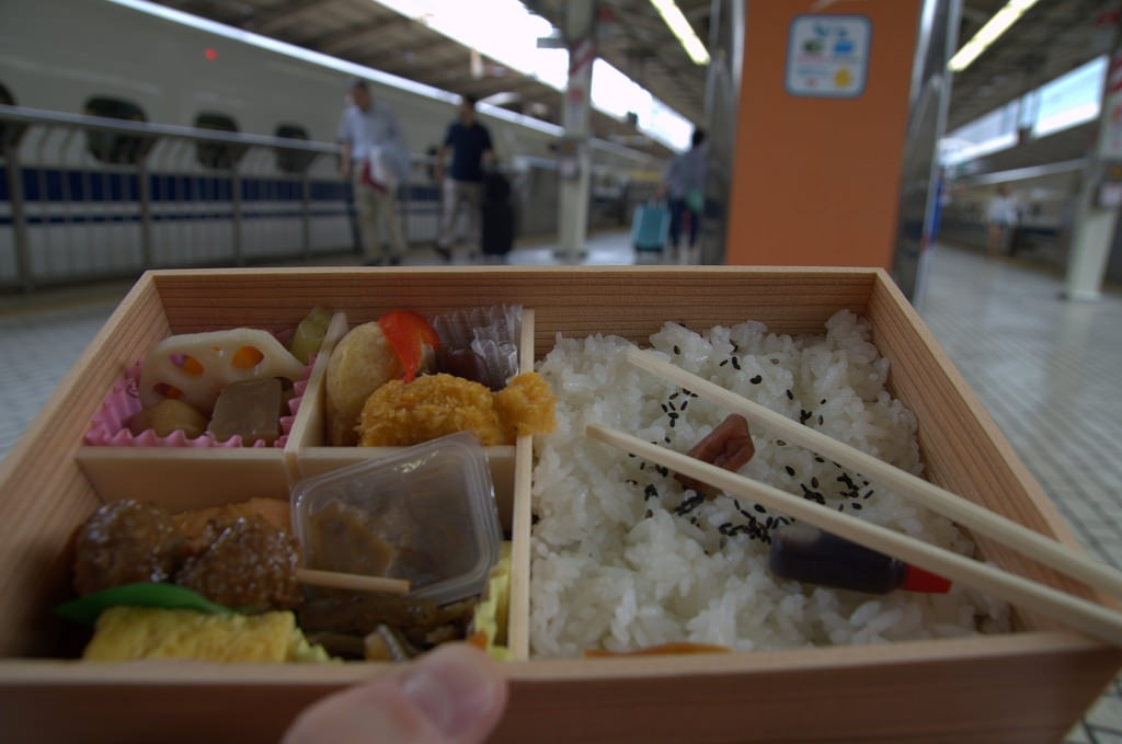 Bento breakfast box