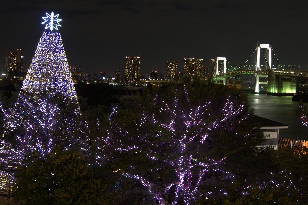 Christmas in Odaiba Tokyo