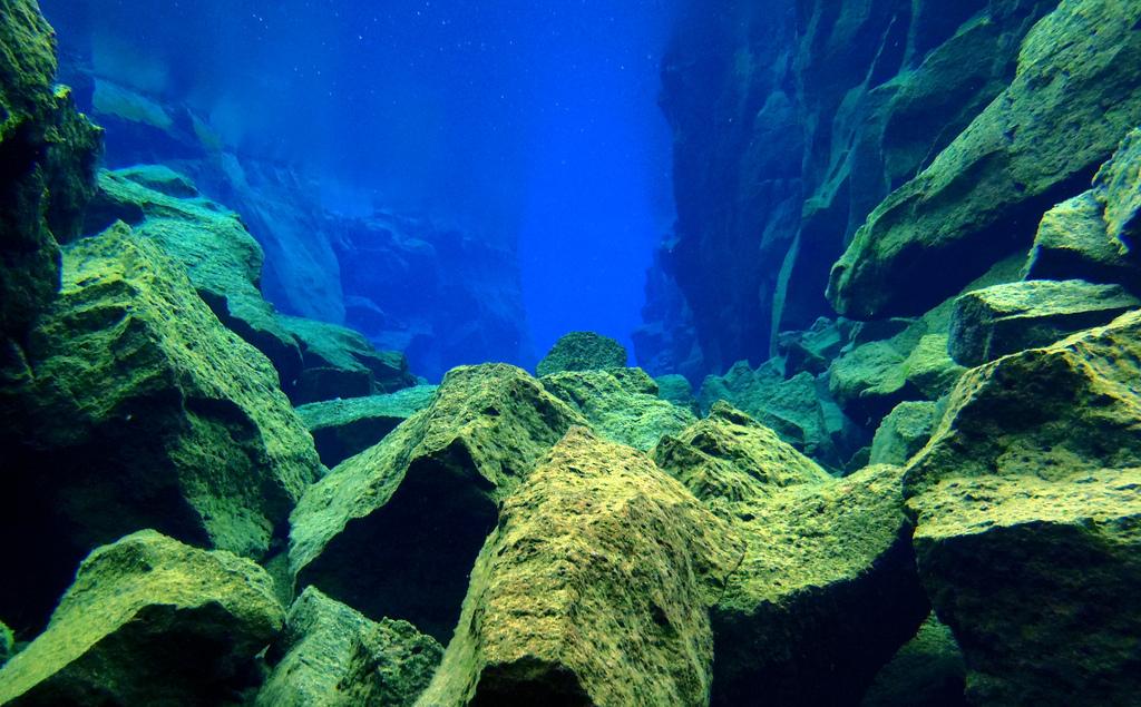 Diving Silfra 6