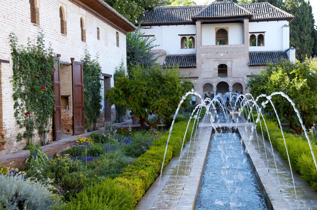Garden of Alhambra