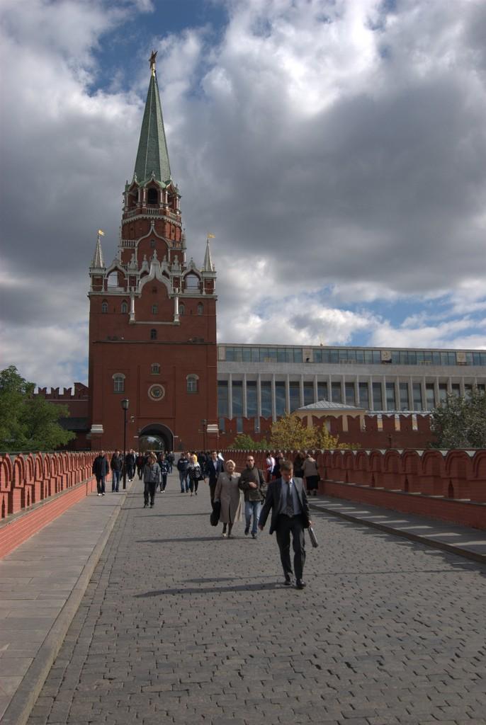 Ingang Kremlin