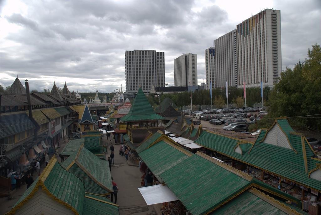 Izmailovo Market