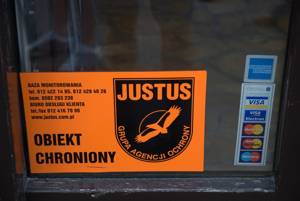 Justus security