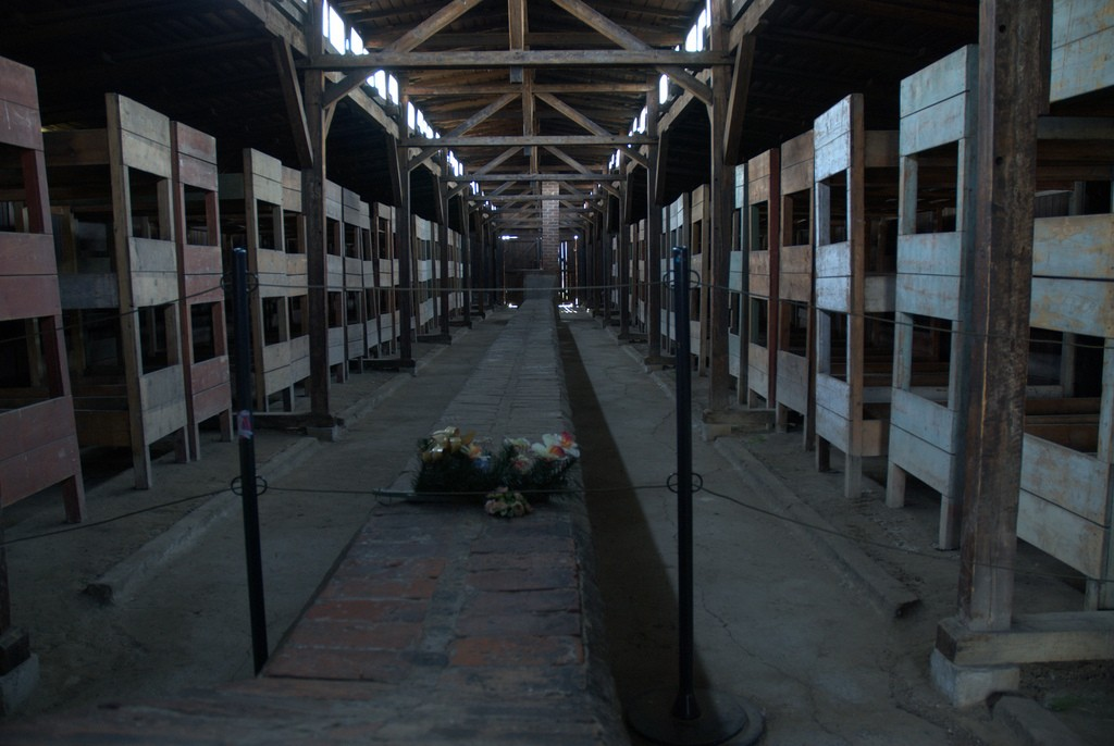One of the baracks