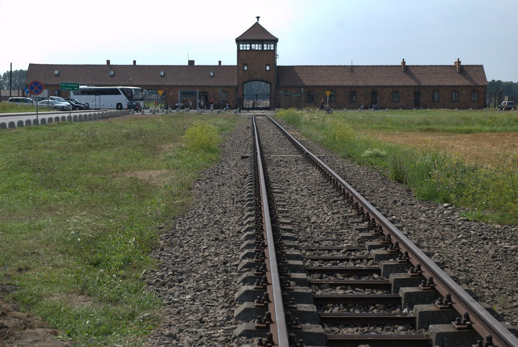 Railroad to Birkenau