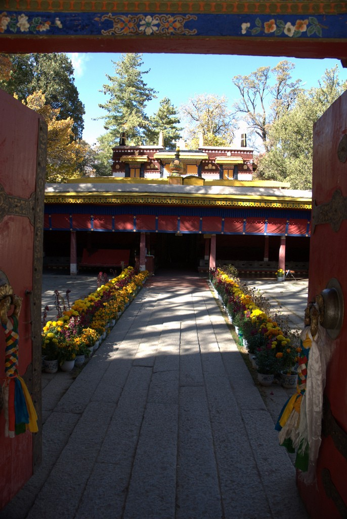 Summer Palace in Lhasa