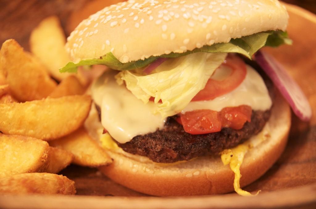 The camel burger