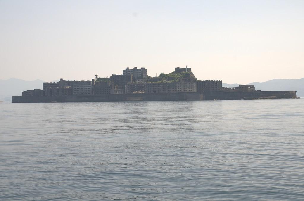 Battleship island, Hashima (Gunkanjima)