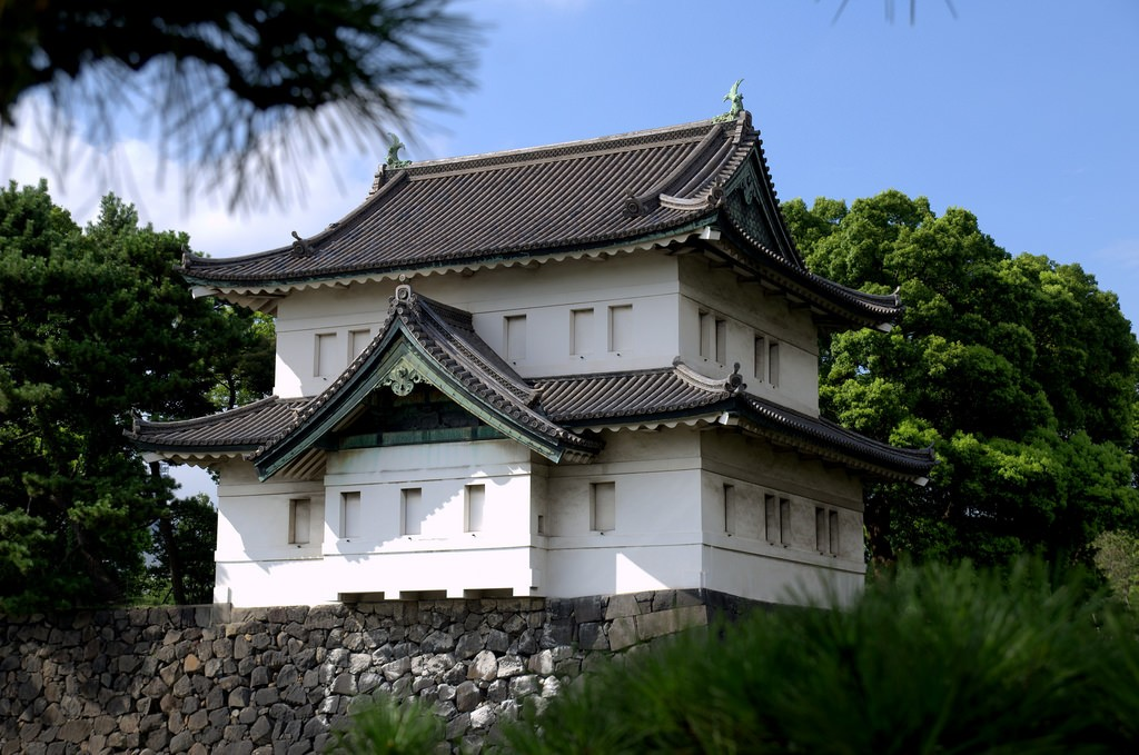 Imperial Palace Tokyo Building