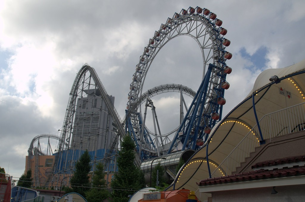 Tokyo Dome Ferris Wheel