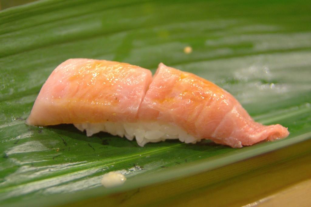 Yamazaki fatty tuna