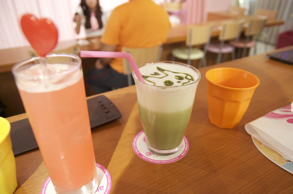 Maid Cafe Tokyo Pikachu