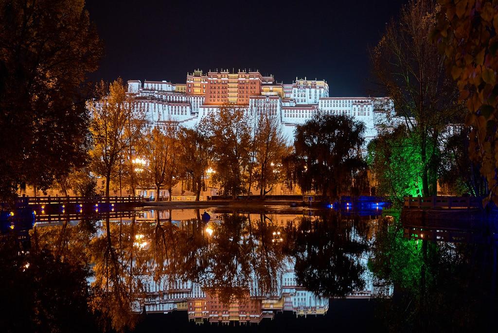 Potala Palace, Lhasa Tibet