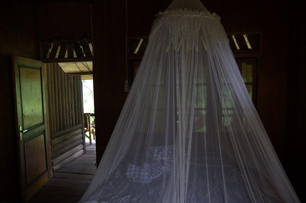 Slapen in een Cottage in Jungle Lodge
