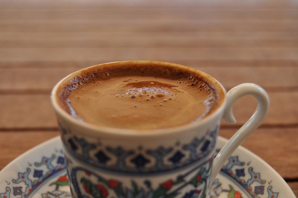 Zelf Turkse koffie zetten