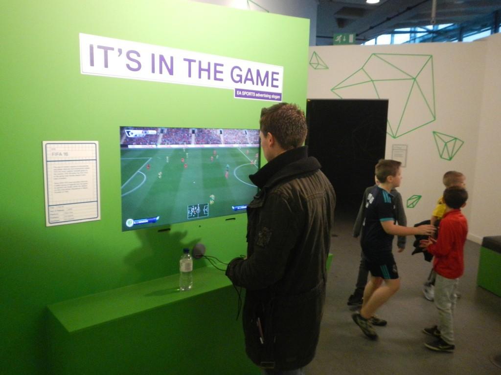 Voetbalmuseum FIFA