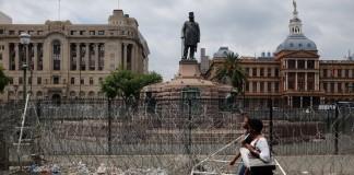 Kruger standbeeld Pretoria