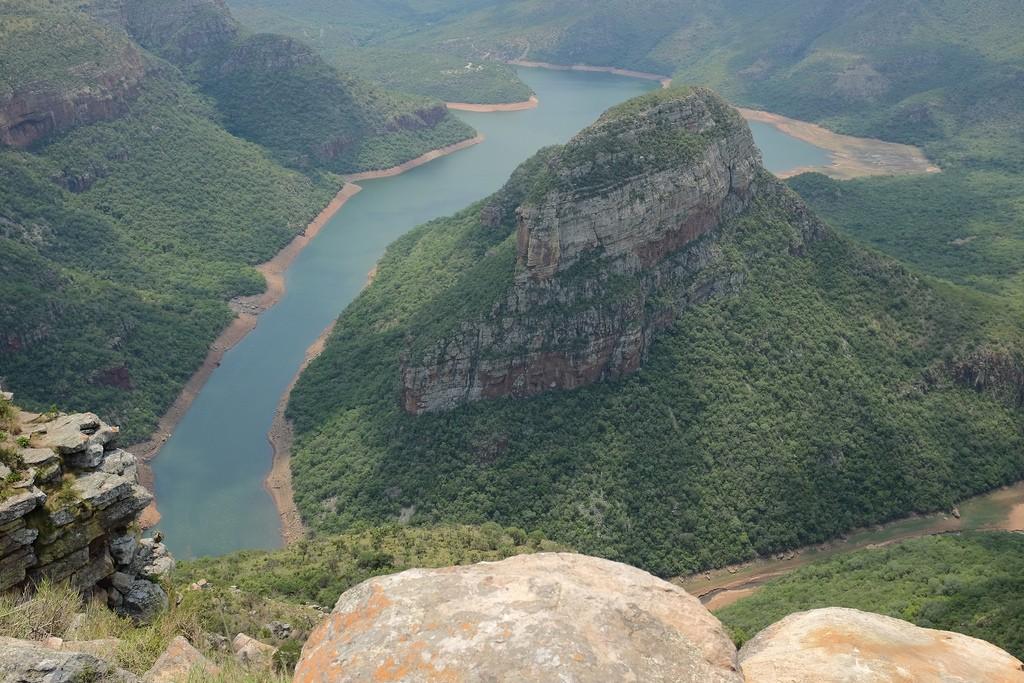 Uitzicht Blyde River Canyon