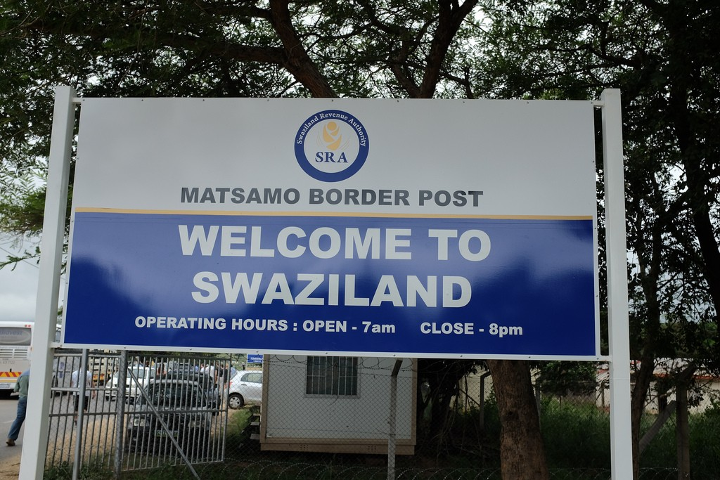 Openingstijden van de grensovergang