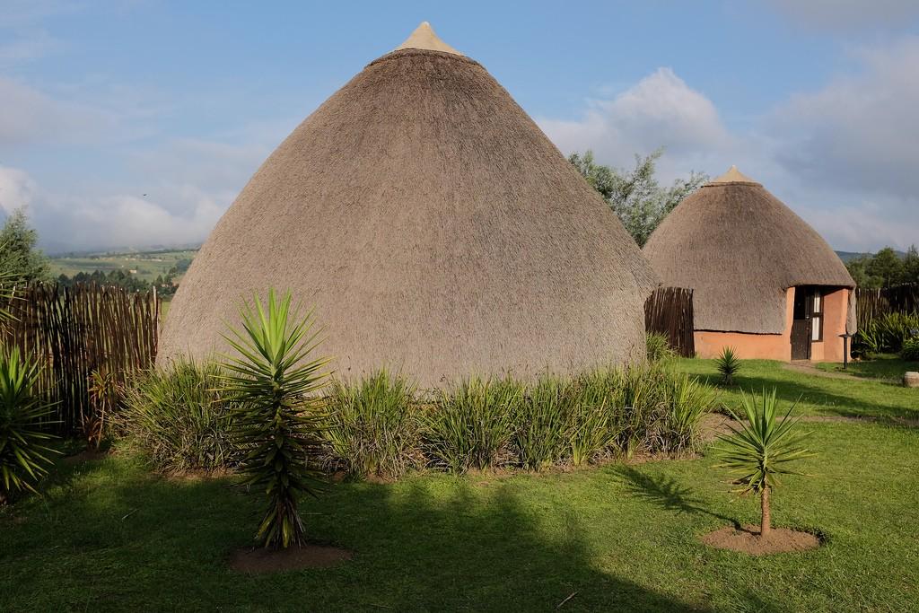Slaapplek in Swaziland