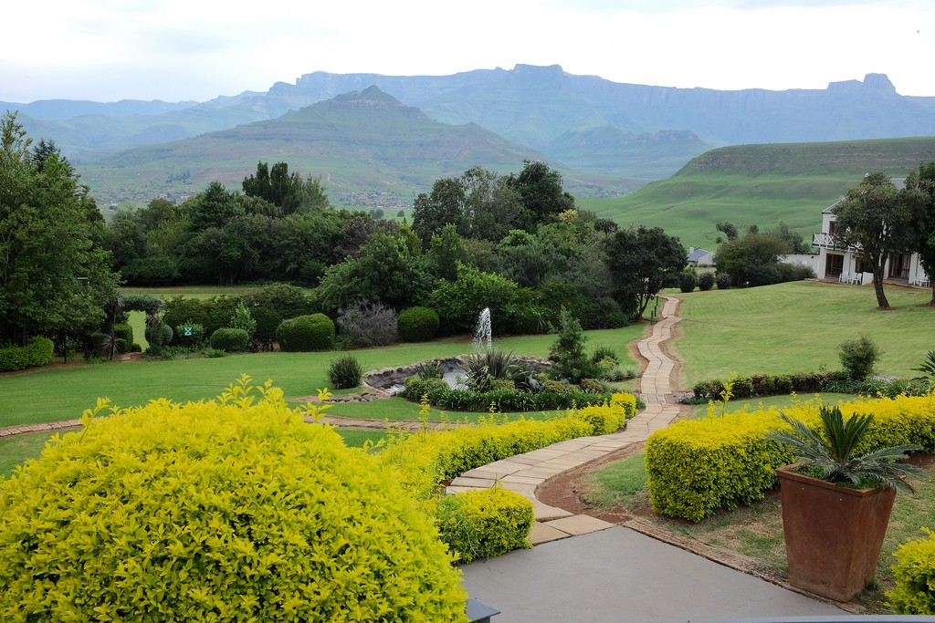 DSMont Aux Sources Hotel Drakensberg uitzichtCF0859