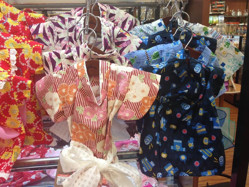 Tokyu Hands Kimono honden