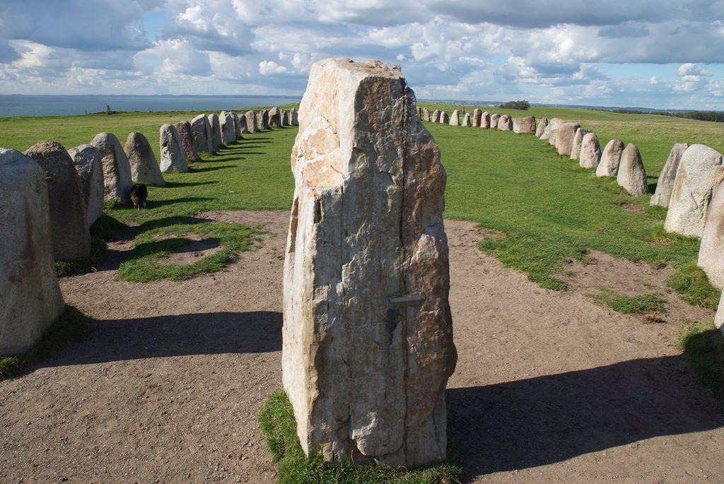Het stenen schip van Zweden