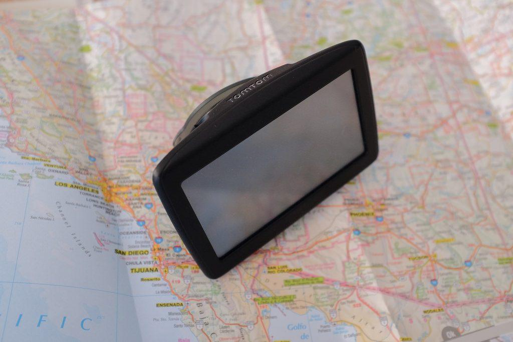 TomTom navigatie