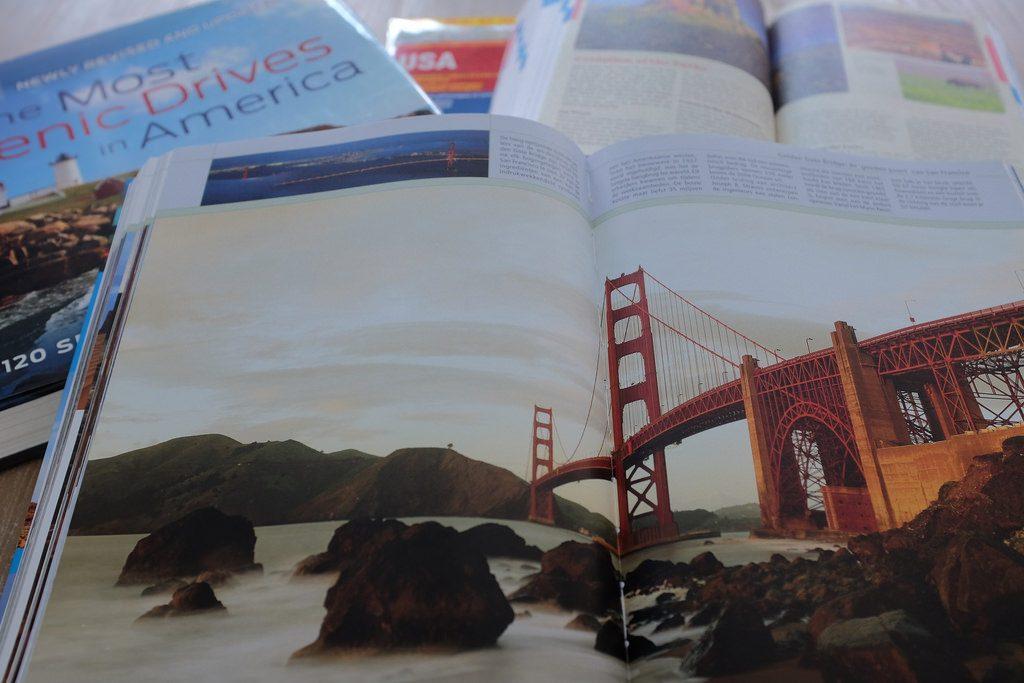 USA reisgidsen op een rij
