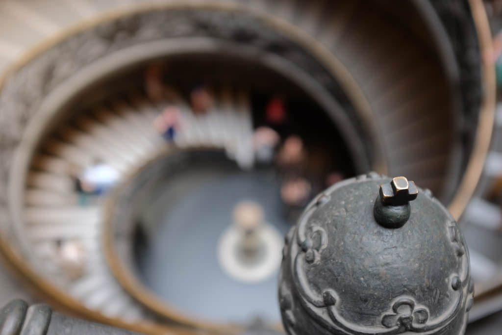 Vaticaans museum trap