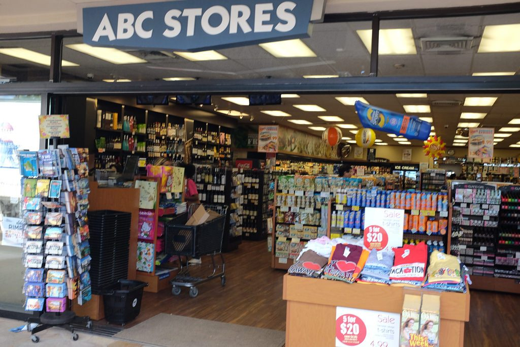 ABC store Honolulu
