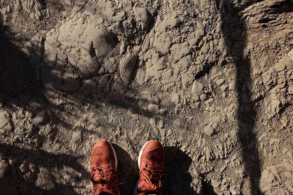 Goede wandelschoenen handig voor Diamond Head Crater