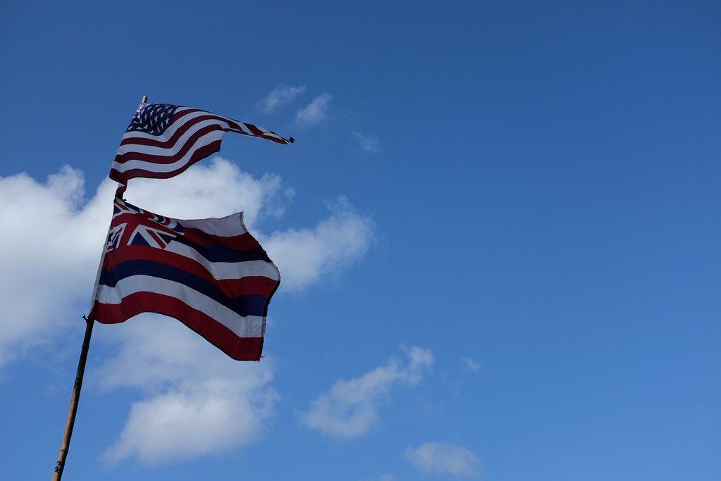 Hawaiiaanse vlag