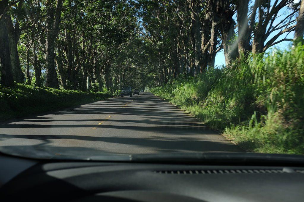 Kauai bezienswaardigheden vanuit uto