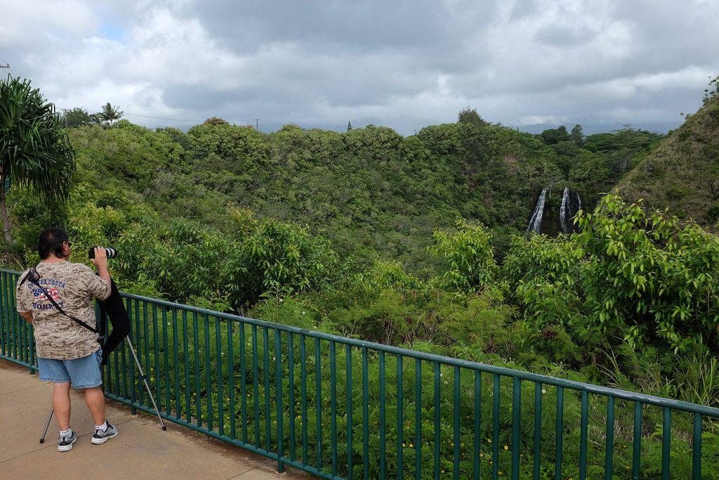 Opaekaa watervallen