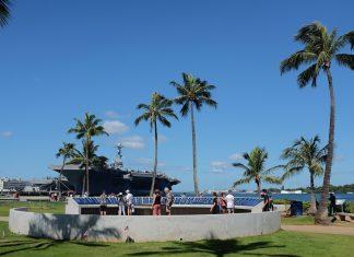 Pearl Harbor bezoeken Hawaii