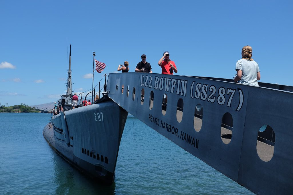 USS Bowfin Pearl Harbor